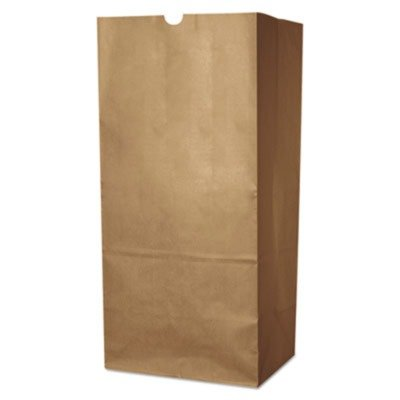 BAGRBR30105BO-Lawn-amp-Leaf-Self-Standing-Bags-Kraft-30-gal-Brown-0