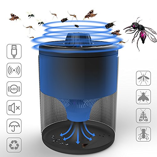 BENGOO-Bug-Zapper-Electronic-Insect-Killer-Mosquito-Killer-Fly-Killer-Mosquito-Trap-Non-Toxic-USB-Super-Bright-LED-Light-to-Zap-in-The-Dark-for-Home-Indoor-and-Outdoor-0-0