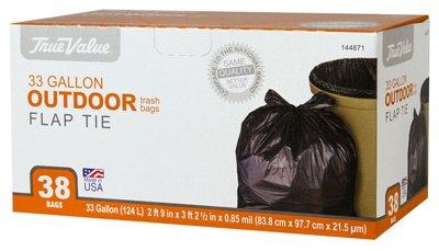 BERRY-GLOBAL-1221754-Trash-Bags-Black-Plastic-33-Gals-38-Ct-Quantity-6-0