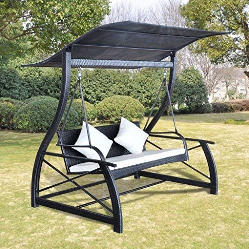 BLXCOMUS-Outdoor-Garden-Hanging-Swing-Chair-Poly-Rattan-Black-Hammock-Swing-Chair-Lounger-With-Size657x512x70-0-1