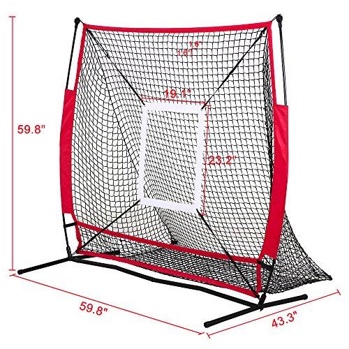 Baseball-Practice-Net-Batting-Pitching-Hitting-Softball-Thrower-Strike-Zone-Back-0-0