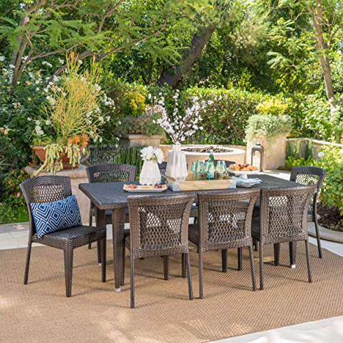 Beach-Lane-9-Piece-Outdoor-Wicker-Dining-Set-Perfect-for-Patio-in-Multibrown-0