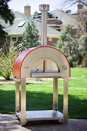 Bella-Medio28-Portable-Pizza-Oven-304-Stainless-Steel-High-Grade-Ceramic-Floor-Made-In-The-USA-0-1