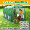 BenefitUSA-Hot-Green-House-12X7X7-Larger-Walk-in-Outdoor-Plant-Gardening-Greenhouse-Plant-Protector-0-0