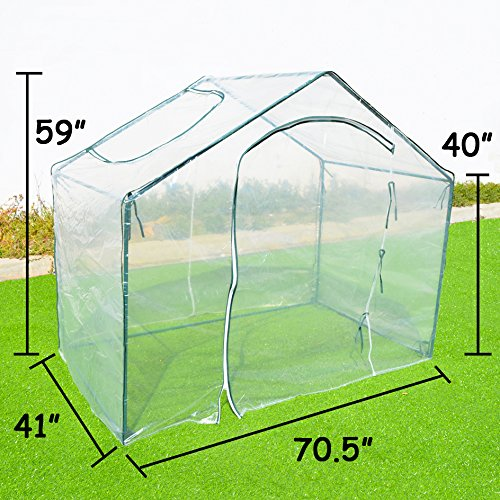 BenefitUSA-Outdoor-Green-House-Walk-In-Garden-Greenhouse-Canopy-Gazebo-Plant-House-0-0