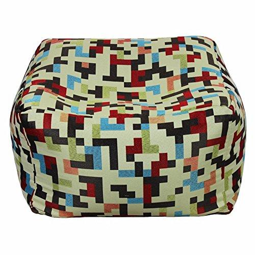 Benzara-BM165161-Fabric-Pouf-Ottoman-Multicolor-0