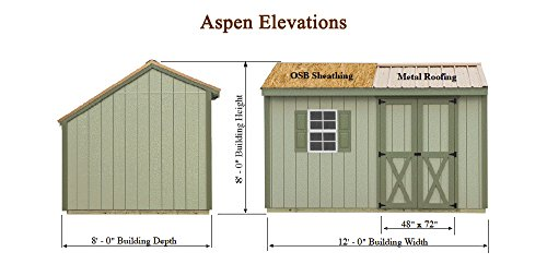 Best-Barns-Aspen-8-X-12-Wood-Shed-Kit-0-0