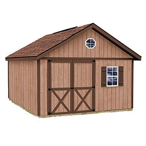 Best-Barns-Brandon-12-X-12-Wood-Shed-Kit-0