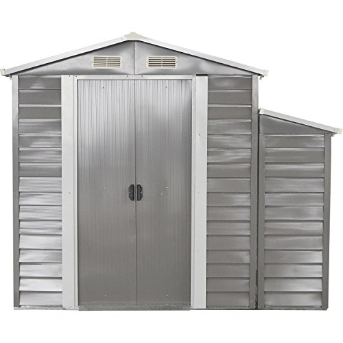 Bestmart-INC-8×5-Storage-Shed-Large-Backyard-Outdoor-Garden-Garage-Tool-Kit-Building-Warm-Gray-0-0