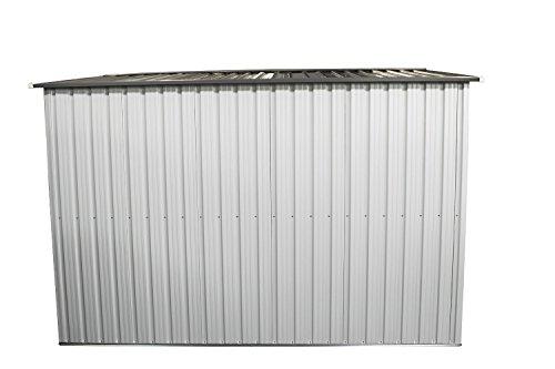 Bestmart-INC-New-8×8-Outdoor-Steel-Garden-Storage-Utility-Tool-Shed-Backyard-Lawn-Building-Garage-with-Sliding-Door-0-0