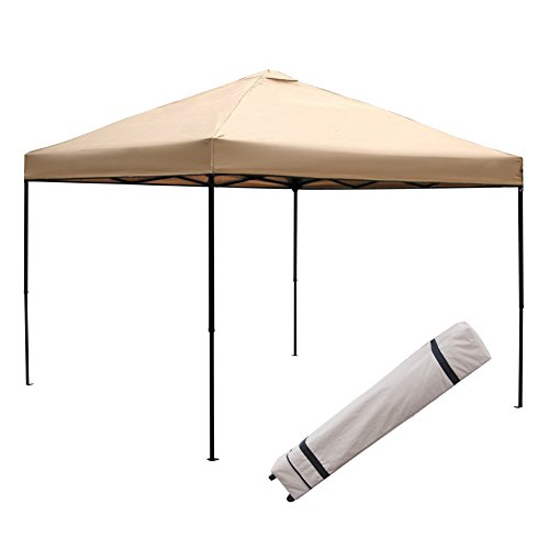 Blissun-10-x-10-Ft-Outdoor-Portable-Instant-Pop-Up-Canopy-Tent-with-Roller-Bag-0