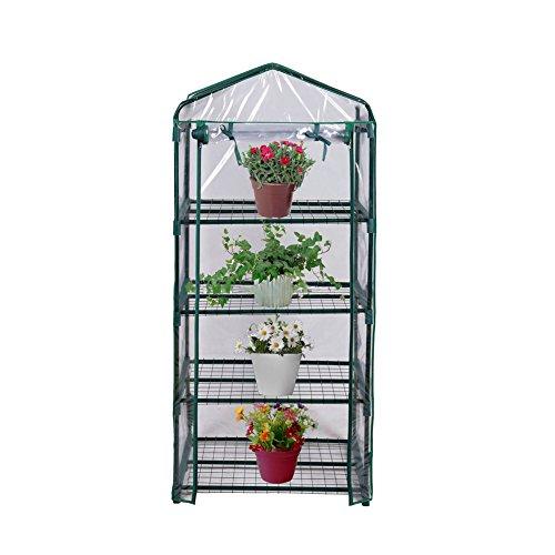 Blissun-4-Tier-Mini-Greenhouse-27-L-x-19-W-x-62-H-0