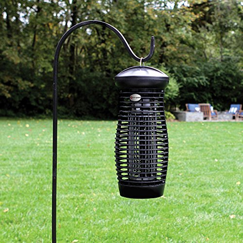 Blue-Rhino-Bite-Guard-Water-resistant-Uses-Bait-and-a-UV-Light-to-Effectively-Lure-Mosquitos-and-Other-Biting-Bugs-1-Acre-Electric-Bug-Zapper-0-0