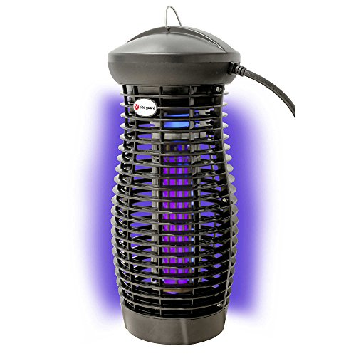 Blue-Rhino-Bite-Guard-Water-resistant-Uses-Bait-and-a-UV-Light-to-Effectively-Lure-Mosquitos-and-Other-Biting-Bugs-1-Acre-Electric-Bug-Zapper-0