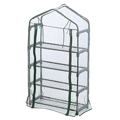 Bond-Manufacturing-4-ft-1-in-x-2-ft-2-in-x-1-ft-Greenhouse-Ideal-for-seed-propagation-and-plant-growing-and-display-0