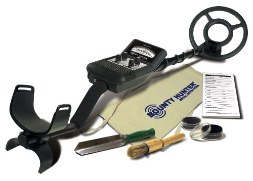 Bounty-Hunter-Tracker-II-Metal-Detector-Archaeology-Pro-Kit-0