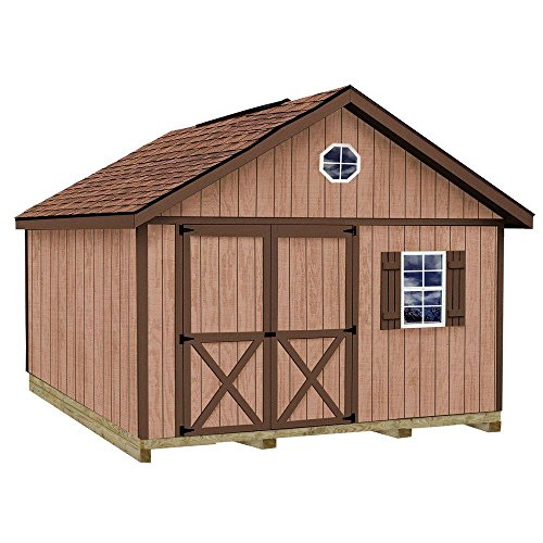 Brandon-12-ft-x-16-ft-Wood-Storage-Shed-Kit-with-Floor-including-4-x-4-Runners-0