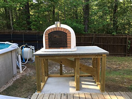 Brick-Pizza-Oven-Insulated-Wood-Fired-Handmade-in-Portugal-Brick-or-Stone-Face-Other-0-2