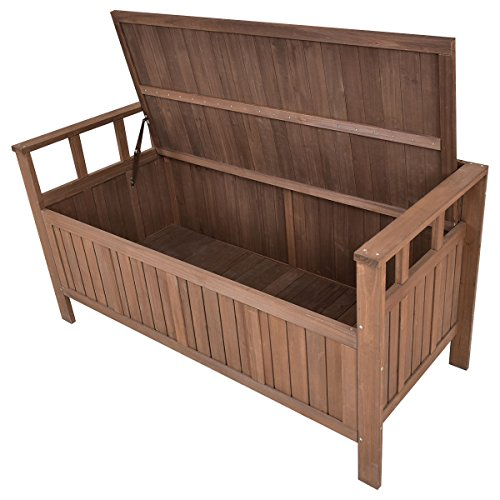 Brown-Fir-wood-Patio-Bench-Storage-Box-547-Lenght-0-0