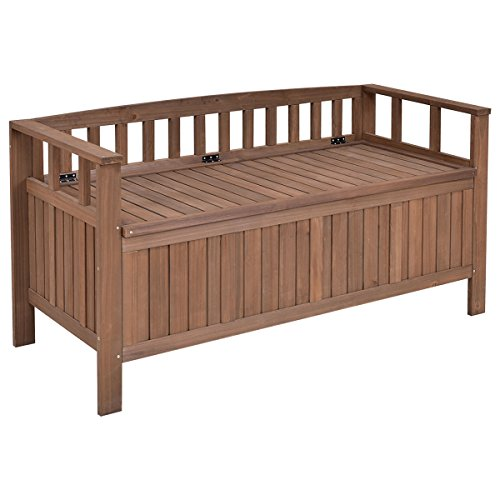 Brown-Fir-wood-Patio-Bench-Storage-Box-547-Lenght-0-1