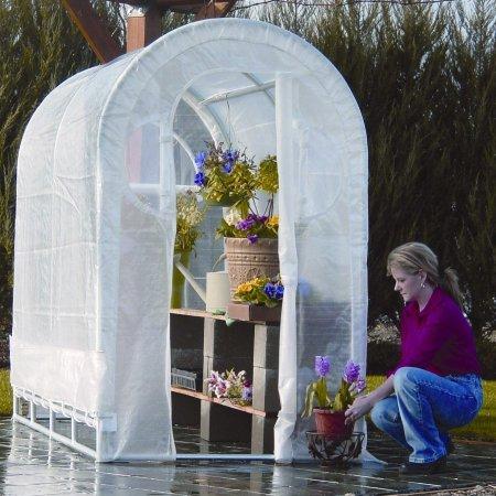 By-Garden-Essentials-Garden-GreenhousePortableClear-Side-VentilationZippered-Door12-L-0-0