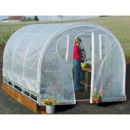 By-Garden-Essentials-Garden-GreenhousePortableClear-Side-VentilationZippered-Door12-L-0