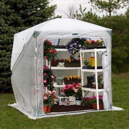 By-Garden-Essentials-Garden-GreenhousePortableClearDurableOpen-Bottom-6-x-6-0