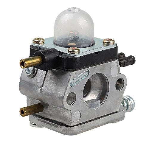 C1U-K54A-Carburetor-with-Air-Filter-Repower-Kit-for-2-Cycle-Mantis-7222-7222E-7222M-7225-7230-7234-7240-7920-7924-ECHO-12520013123-12520013124-Tiller-Cultivator-0-2