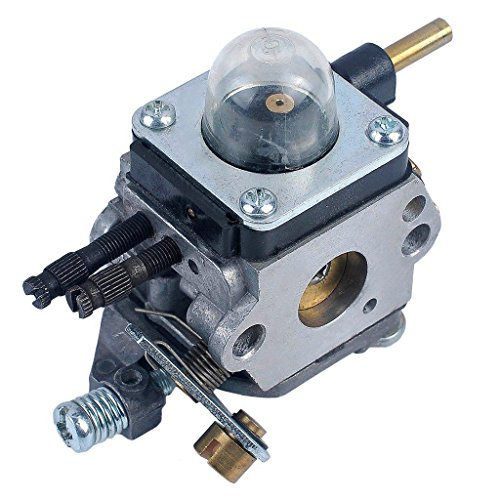C1U-K54A-Carburetor-with-Air-Filter-Repower-Kit-for-2-Cycle-Mantis-7222-7222E-7222M-7225-7230-7234-7240-7920-7924-TillerCultivator-0-0