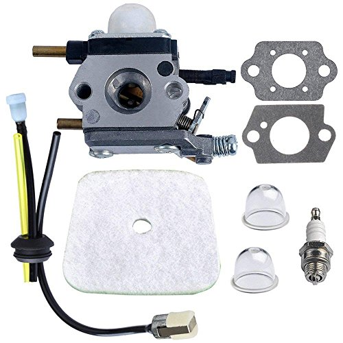 C1U-K54A-Carburetor-with-Air-Filter-Repower-Kit-for-2-Cycle-Mantis-7222-7222E-7222M-7225-7230-7234-7240-7920-7924-TillerCultivator-0