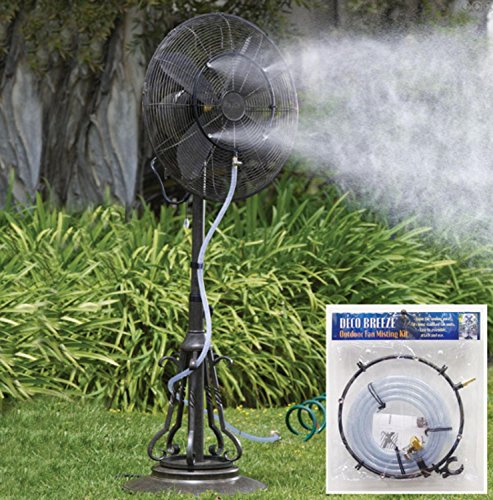 CC-Home-Furnishings-Outdoor-Garden-Patio-Fan-Water-Misting-Kit-0