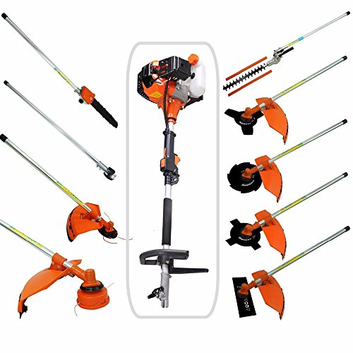CHIKURA-52CC-2-strokes-9-in-1-Multi-brush-cutter-grass-trimmer-lawn-mower-string-trimmer-saws-0