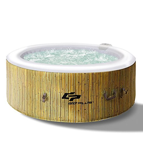 CHOOSEandBUY-4-Persons-Portable-Heated-Bubble-Massage-Spa-Beige-0