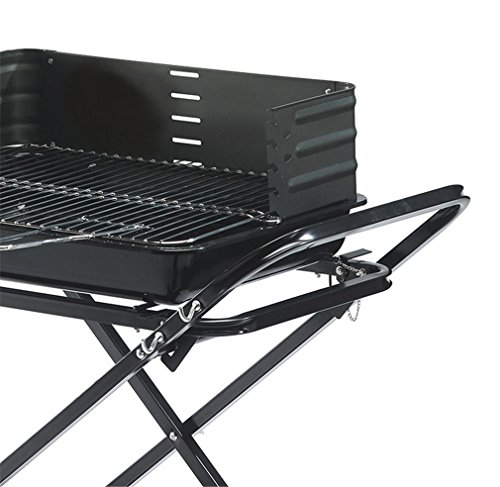 CLODY-Outdoor-Portable-Large-Stainless-Steel-Grill-Multifunction-Collapsible-Charcoal-Grill-0-0