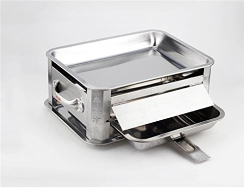 CLODY-Stainless-Steel-Charcoal-Grilled-Fish-Furnace-Alcohol-Grilled-Fish-Rack-Grilled-Fish-Plate-0-2