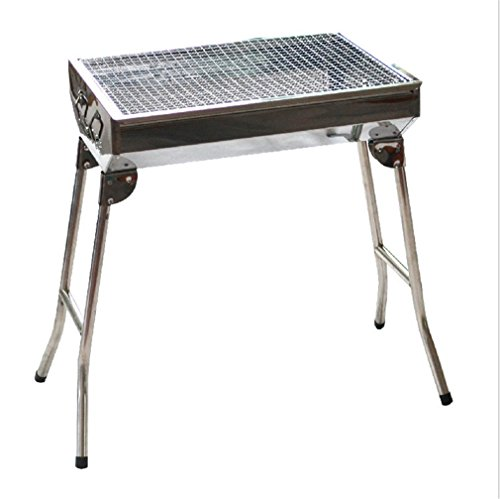 CLODY-Thicken-Stainless-Steel-Barbecue-Stove-Outdoor-Home-Portable-Camping-Barbecue-0