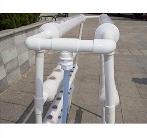 COLIBROX-72-Sites-Hydroponic-Site-Grow-Kit-Ebb-and-Flow-Deep-Water-Ladder-Garden-Pump-Perfect-Connection-Of-Holder-And-Pipe-Advanced-Inner-Blocking-Design-0-0
