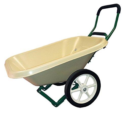CR-Daniels-Loadumper-42042-Wheelbarrow-4-cu-ft-TanGreen-0