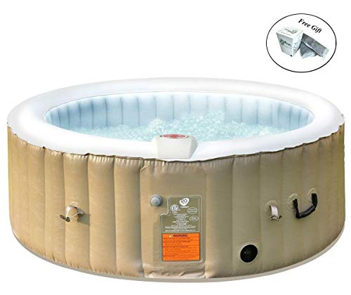 CWY-Portable-Inflatable-Bubble-Massage-Spa-Hot-Tub-6-Person-Relaxing-Outdoor-by-Eight24hours-0