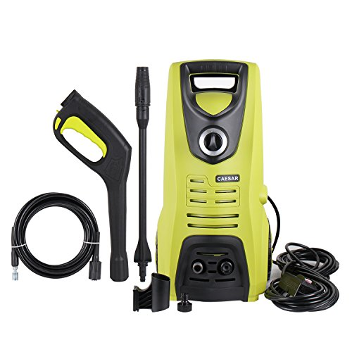 Caesar-Hardware-Electric-Pressure-Washer-Powerful-2030-PSI-Heavy-Duty-Manual-Adjustable-High-Low-Cold-Water-Sprayer-System-Rolling-Wheels-Clean-Concrete-Driveway-Car-Home-CH-60115M-0-1