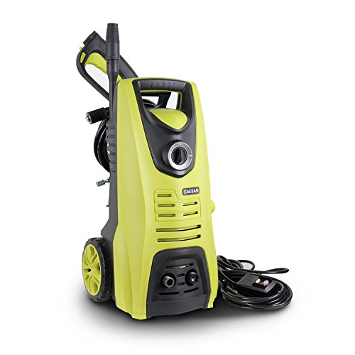 Caesar-Hardware-Electric-Pressure-Washer-Powerful-2030-PSI-Heavy-Duty-Manual-Adjustable-High-Low-Cold-Water-Sprayer-System-Rolling-Wheels-Clean-Concrete-Driveway-Car-Home-CH-60115M-0
