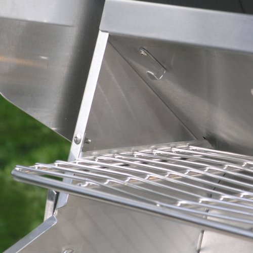 Cal-Flame-LBK-710-A-Stucco-Grill-Island-With-Tile-Top-And-4-Burner-Stainless-Steel-Gas-Grill-0-2