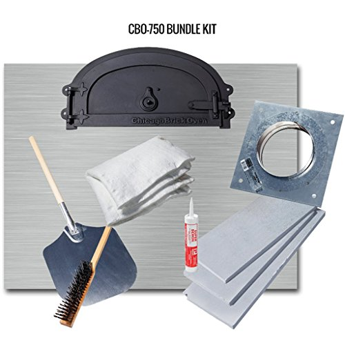 Chicago-Brick-Oven-Wood-Fired-Outdoor-Pizza-Oven-CBO-750-DIY-Kit-0-2