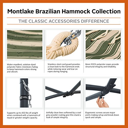 Classic-Accessories-50-024-HHENNA-RT-Montlake-Fadesafe-Brazilian-Hammock-Henna-Red-Multi-Stripe-0-1