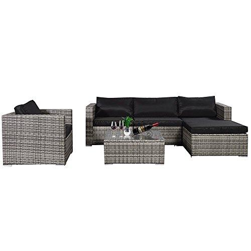Cloud-Mountain-Outdoor-Patio-Furniture-Set-6-Piece-Wicker-Resin-Sectional-Sofa-0