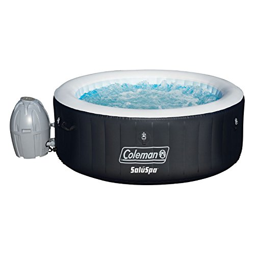 Coleman-SaluSpa-Inflatable-Hot-Tub-Bestway-Spa-Cleaning-Set-DrinkSnack-Tray-0-0