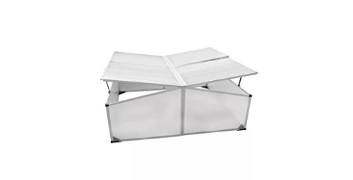 Comfyleads-Cold-Frame-Polycarbonate-Aluminum-Frame-4-Lids-3-6-x-1-4-x-3-7-108-x-41-x-110-cm-0-1