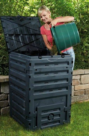 Compost-Bin-Outdoor-120-Gal-Recycled-Plastic-Black-0-0