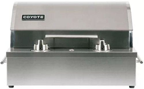 Coyote-18-Inch-Built-in-Electric-Grill-Single-Burner-Manual-Control-Ceramic-Flavorizer-Teflon-Coated-Cooking-Surface-C1EL120SM-0