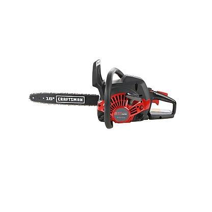 Craftsman-967085001-42cc-2-Cycle-16-Gas-Chainsaw-0